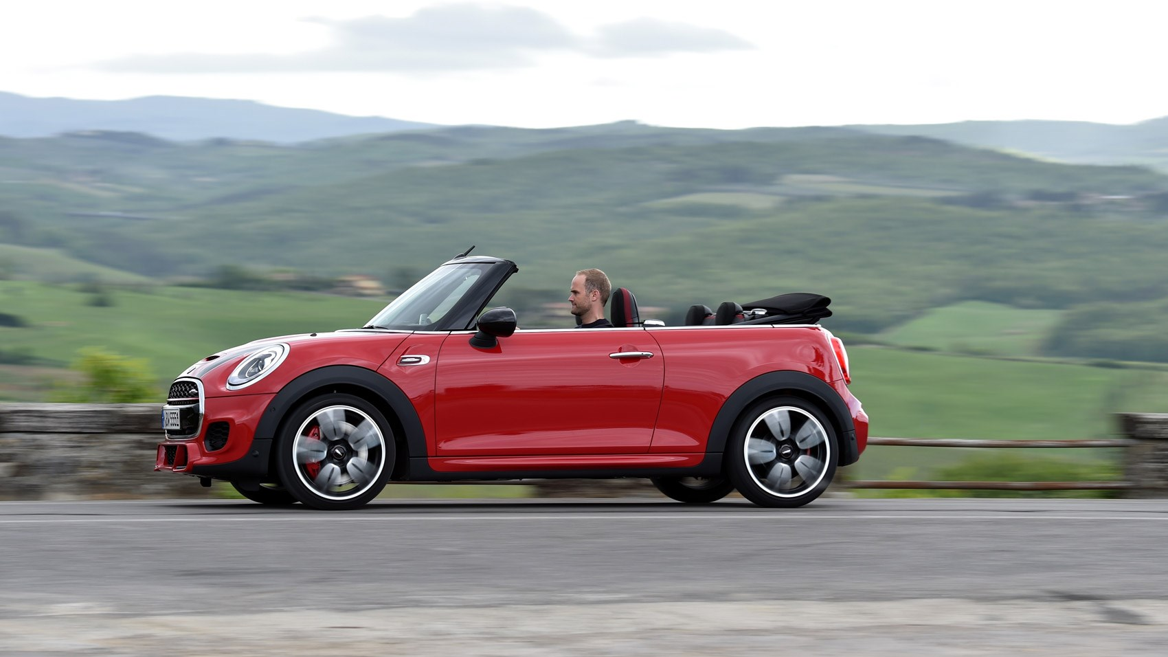 Mini John Cooper Works Convertible (2016) review by CAR ...