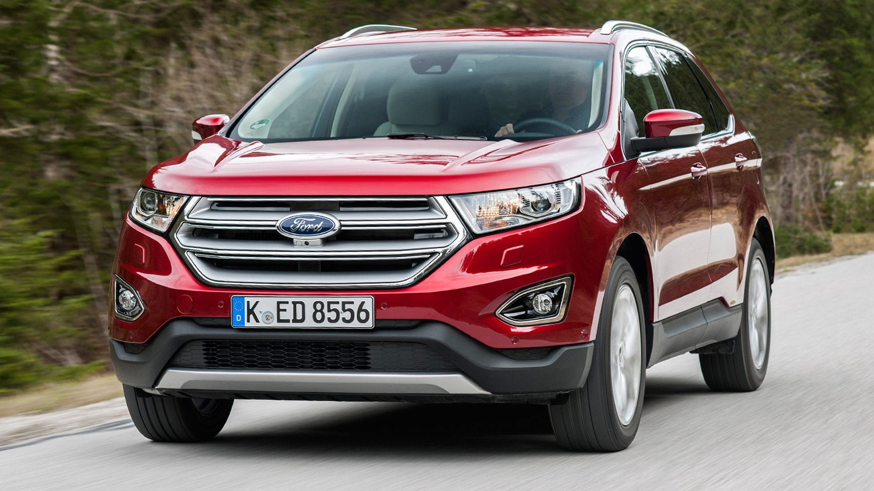 ford edge 2 0 tdci titanium powershift 2016 review by car magazine. Black Bedroom Furniture Sets. Home Design Ideas