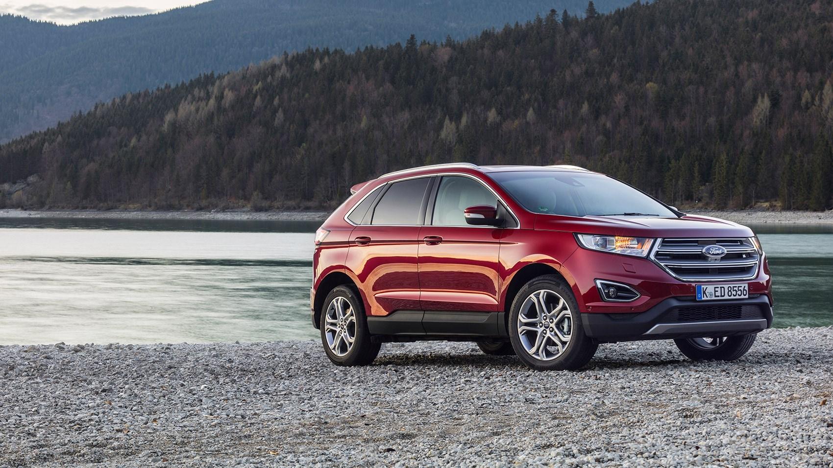 Ford Edge 2.0 TDCi Titanium Powershift (2016) review by CAR Magazine