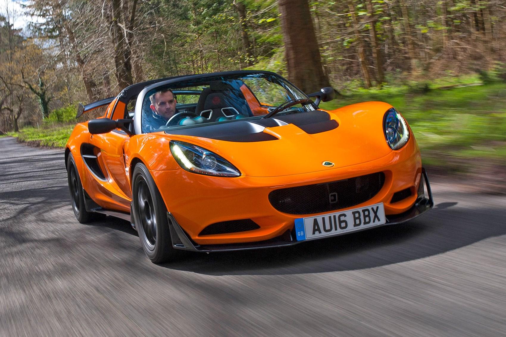Lotus Elise Cup 250 (2016) review | CAR Magazine