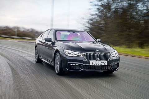 2016 BMW 730d long-term test