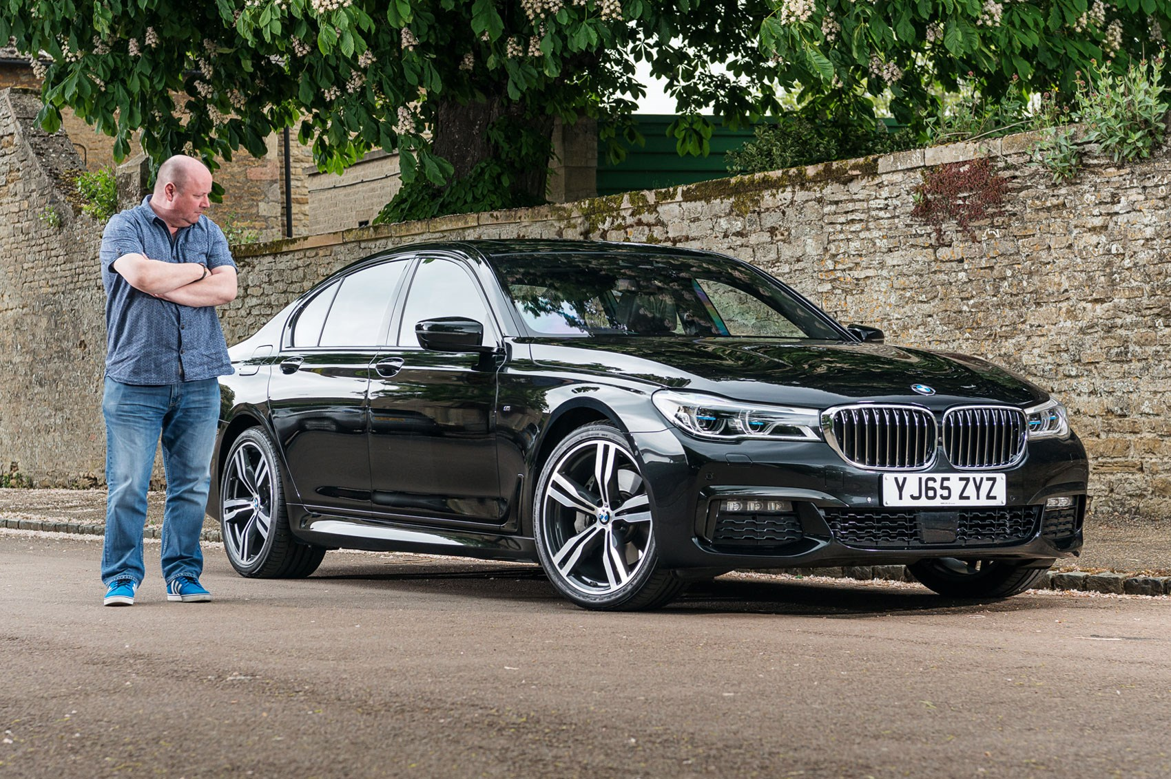 2016 BMW 730d Long Term Test 7 Series