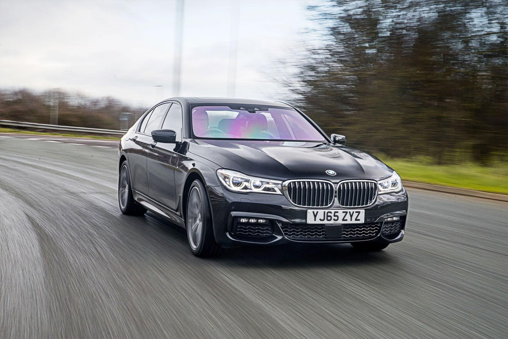 ... Bit of a reverse Tardis: meet CAR's shrinking BMW 7-series ...