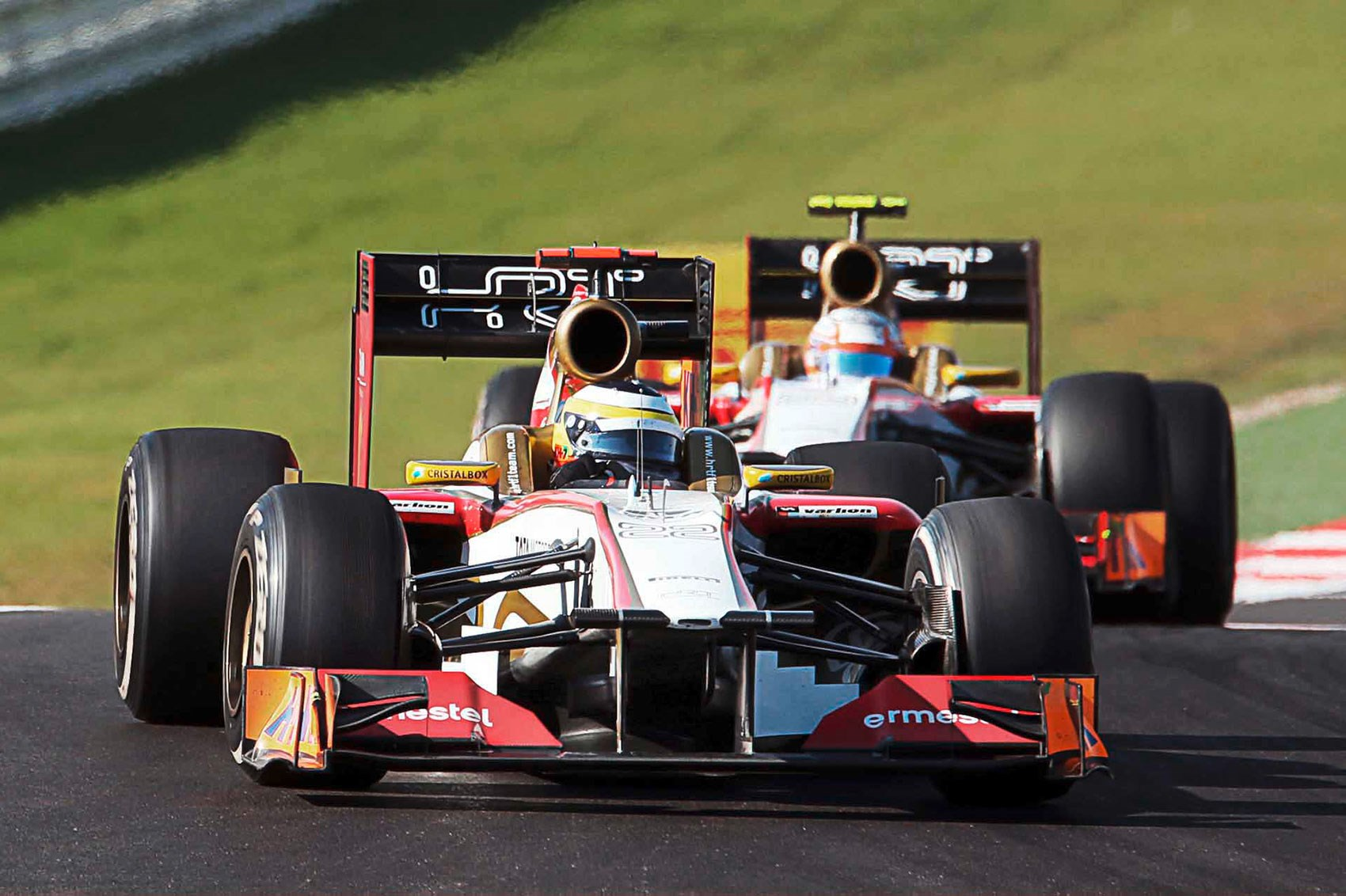 F1: The CAR Top 10: Rubbish F1 Teams
