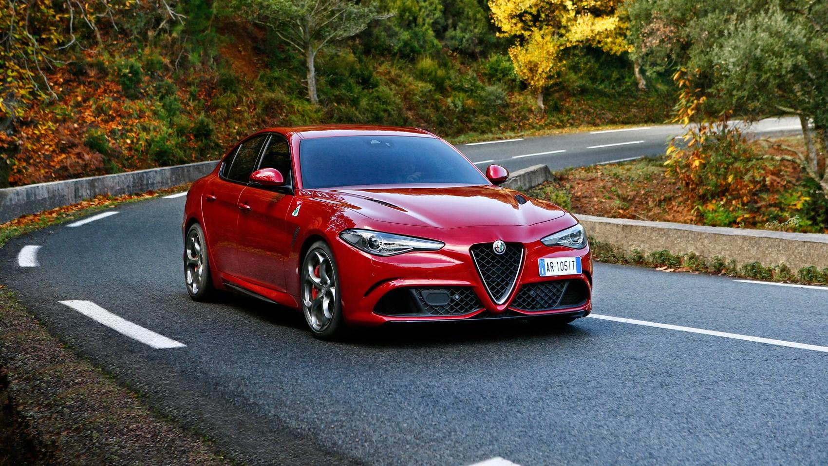 0 Down Lease Deals >> Alfa Romeo Giulia Quadrifoglio (2016) review by CAR Magazine