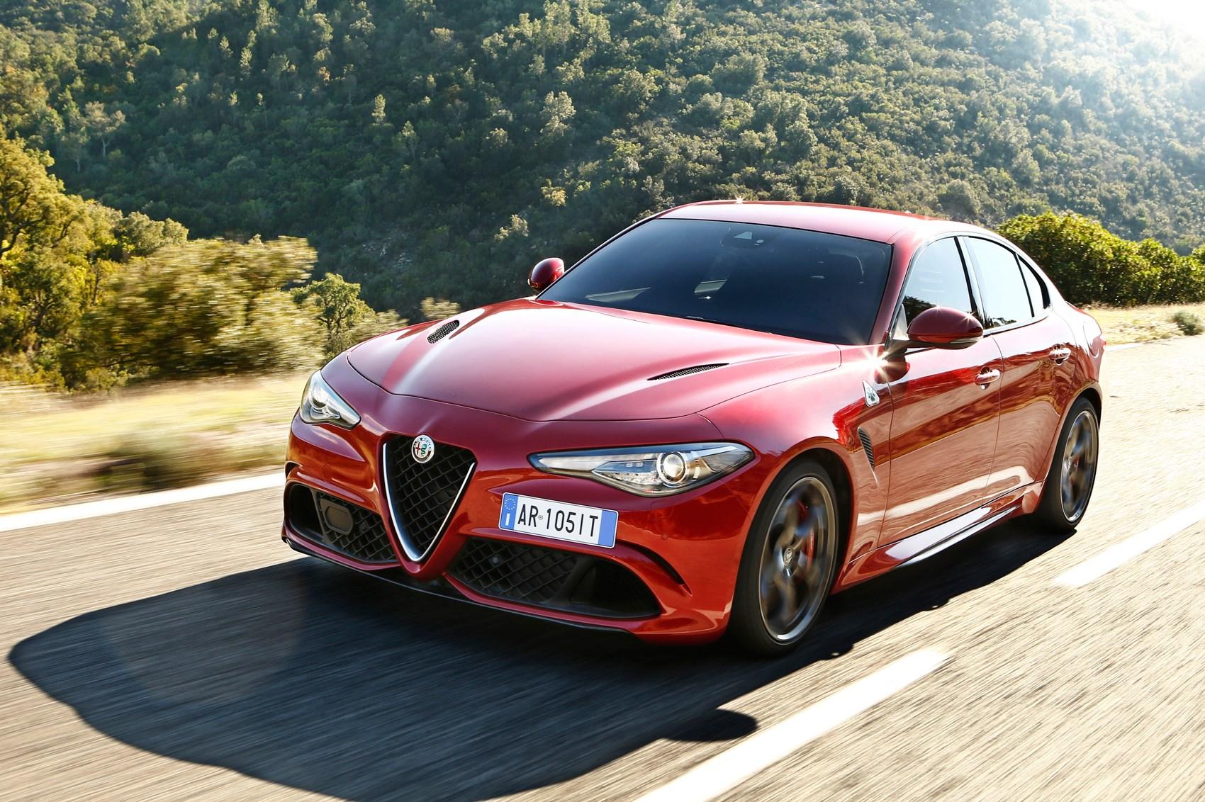 Alfa Romeo Giulia Quadrifoglio 2016 Review