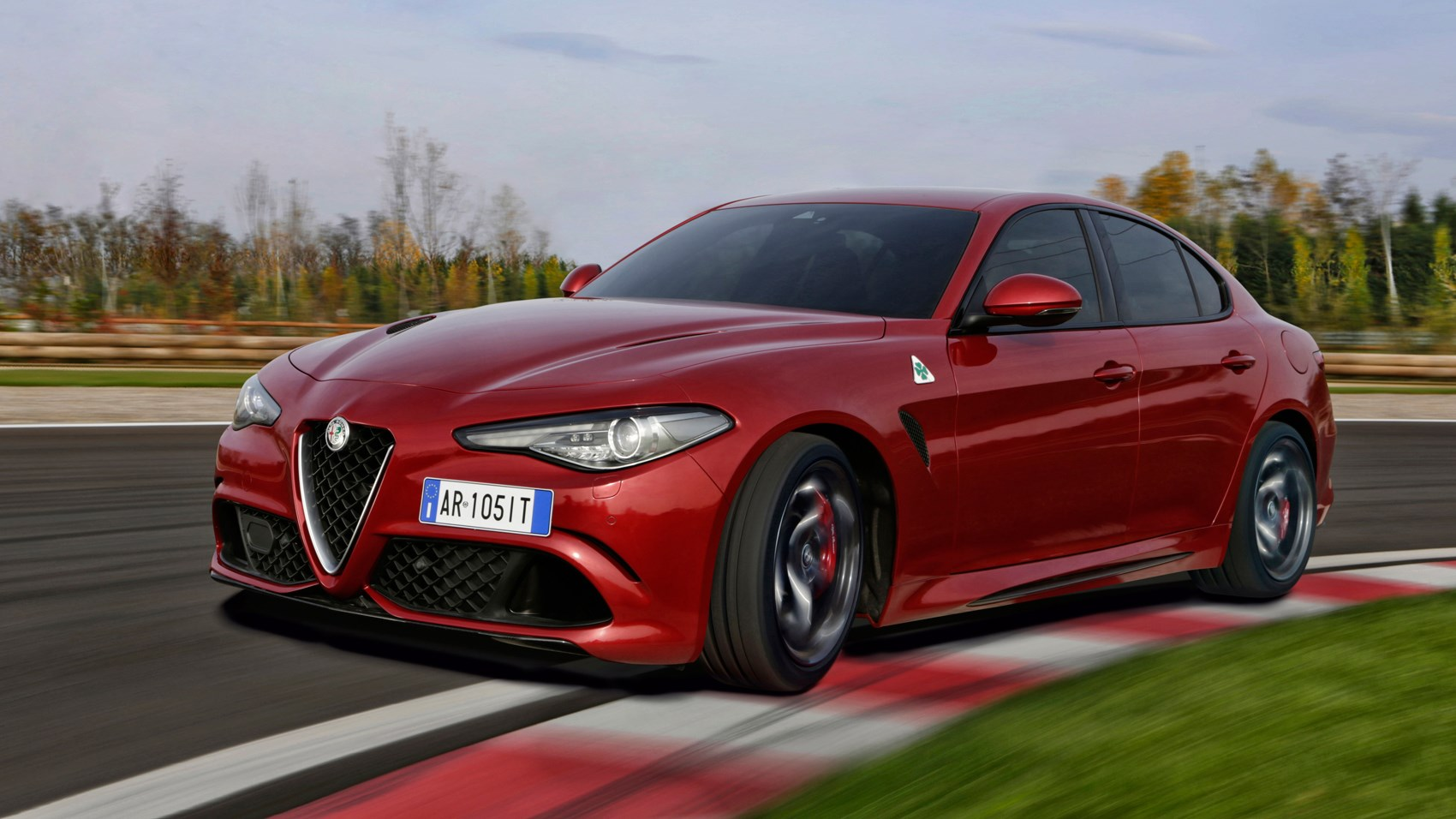 Alfa Romeo Giulia Quadrifoglio Review CAR Magazine - Alfa romeo car prices