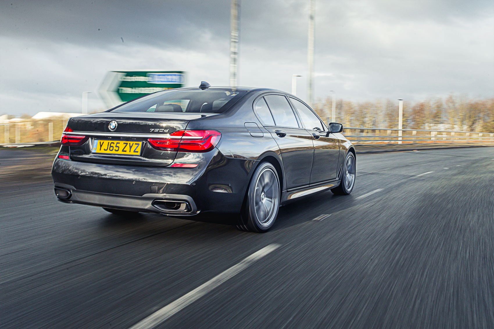 Ultimately, still a driving machine: Our Cars, BMW 7-series, CAR+ ...