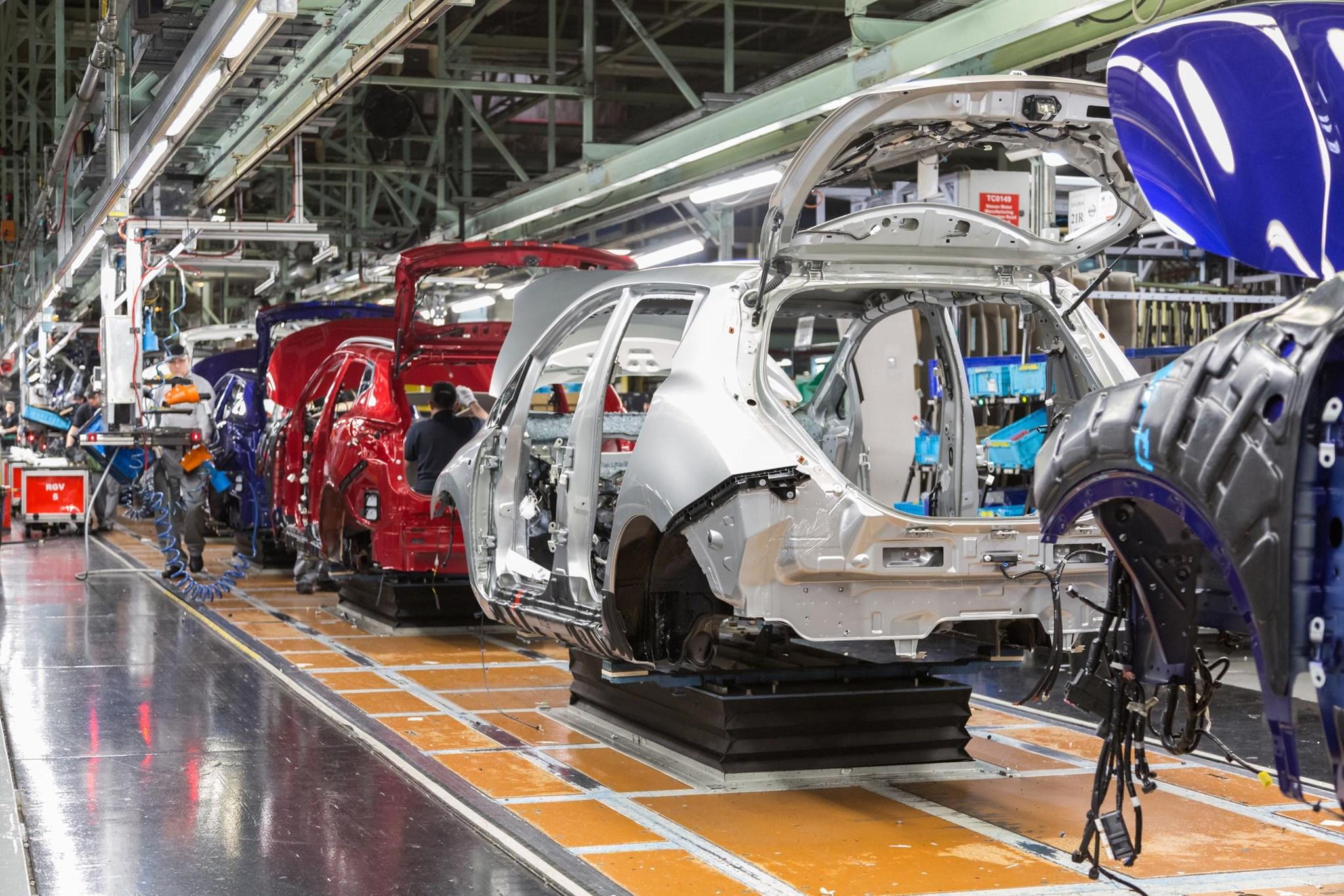 Nissan Builds 50 000th Leaf Ev In Sunderland Car Magazine