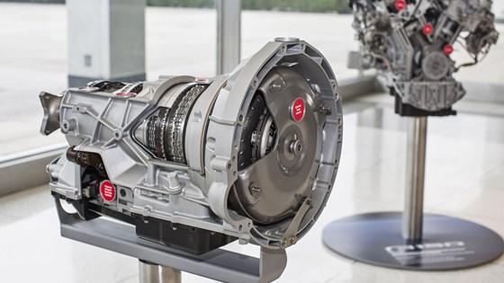 Ford Gets Into The Tens New 10 Speed Automatic Transmission