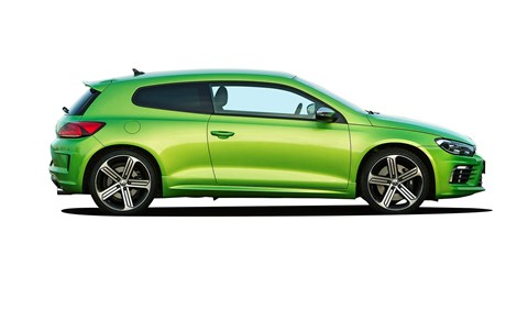 Scirocco R: fast as the wind!