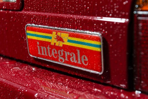 Integrale badge