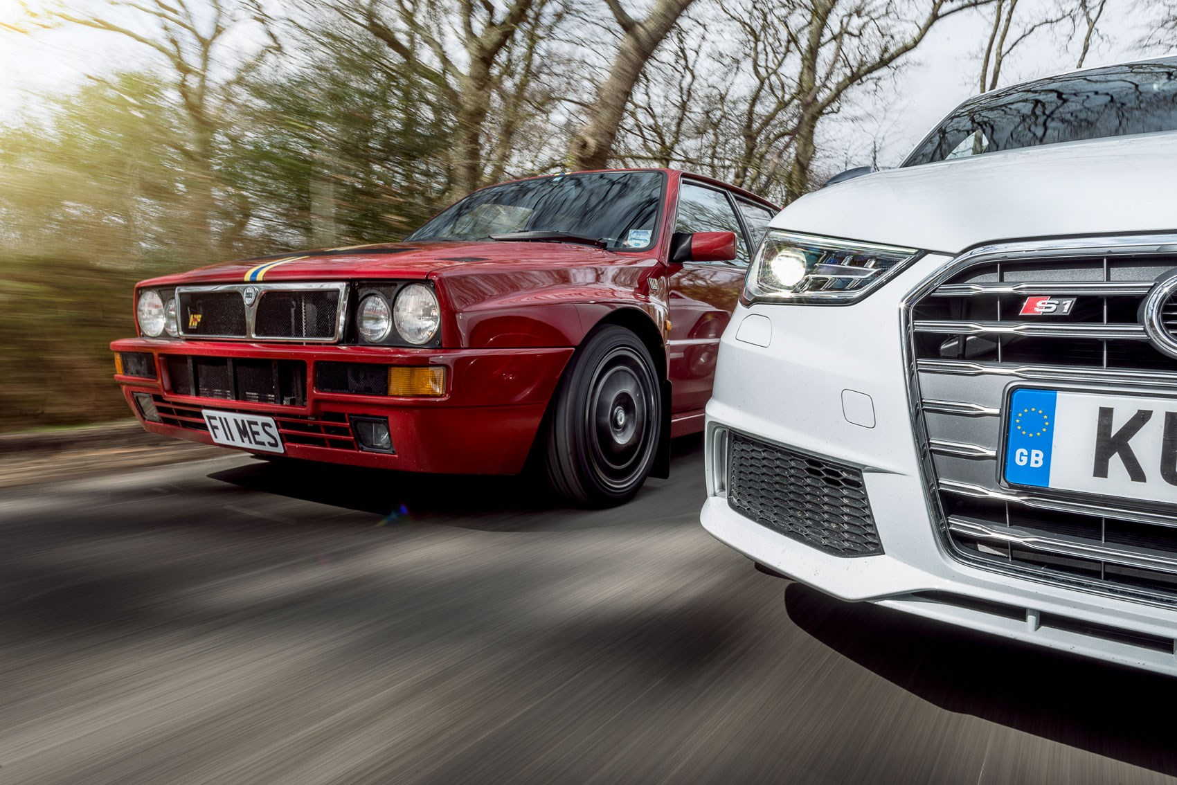 Icon Buyer New Audi S1 Or Used Lancia Delta Hf Integrale