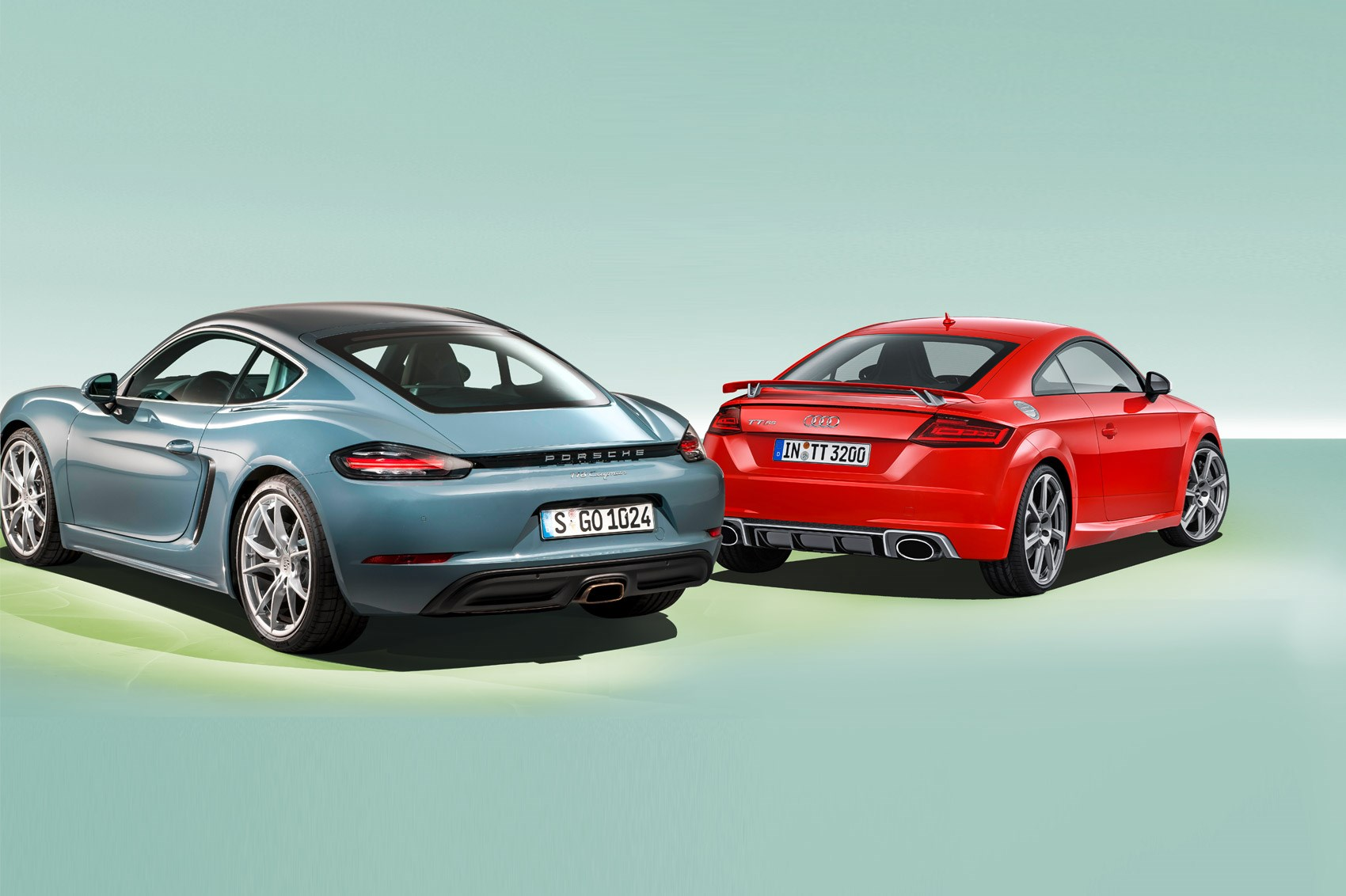 Audi Vs Porsche Rampant Tt Plots Fall Of The House Of