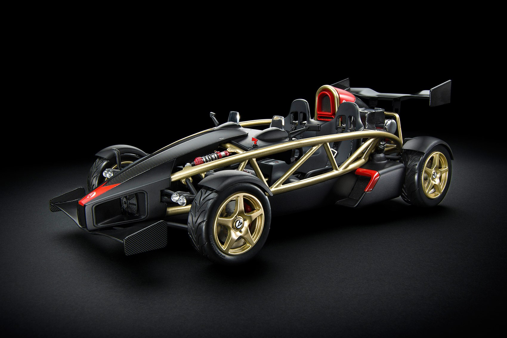 The lightest Ariel Atom yet: The lightest Ariel Atom yet: officially ...