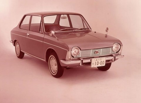 Where it all began: the Subaru 1000 of 1966