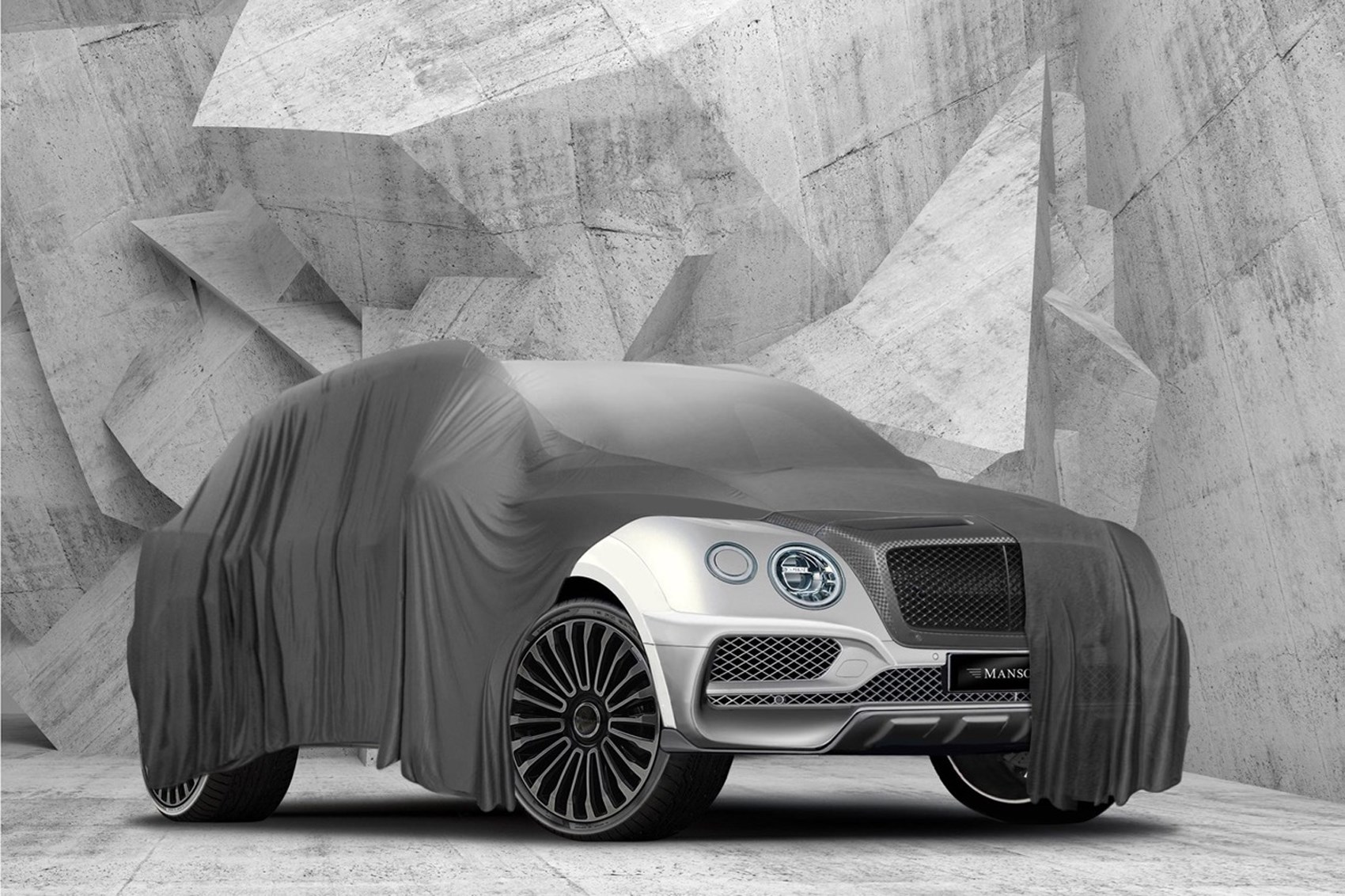 Mansory To Make The Bentley Bentayga Better Car Magazine