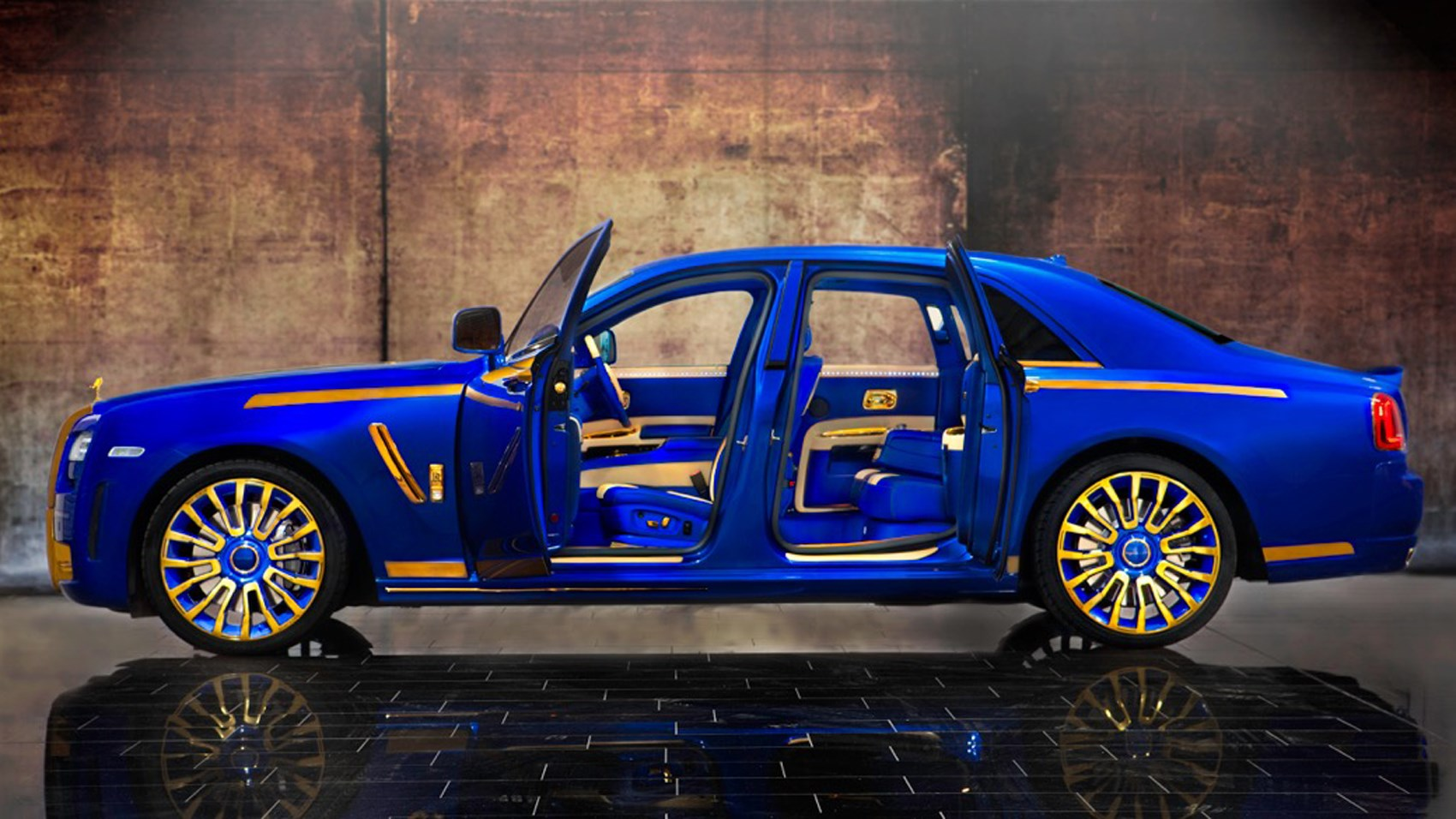 Mansory To Make The Bentley Bentayga Better Car Magazine