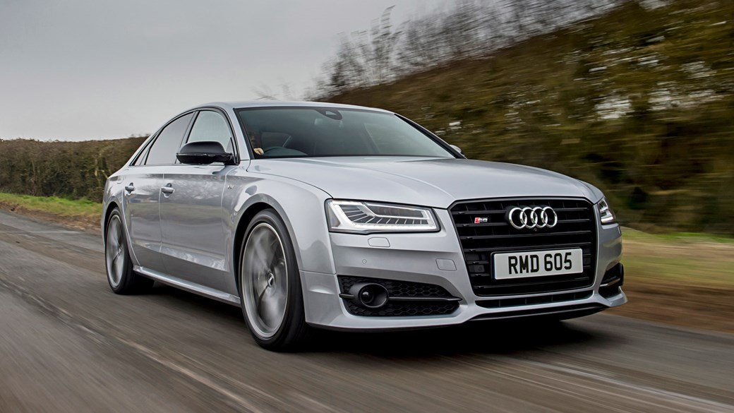 Audi S8 Plus (2016) review by CAR Magazine