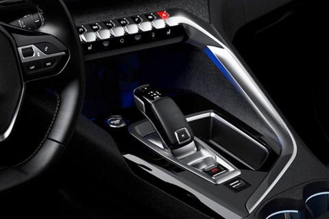 Peugeot digital instruments