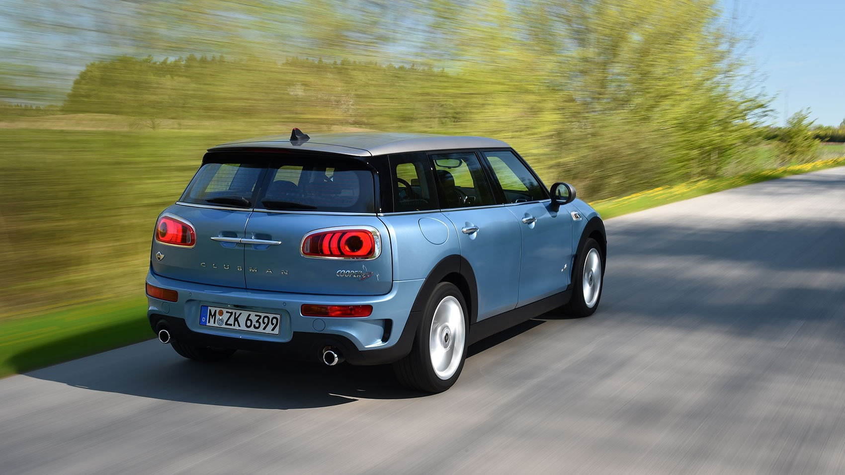 mini clubman cooper sd all4 2016 review car magazine. Black Bedroom Furniture Sets. Home Design Ideas