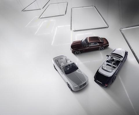 2016 Rolls-Royce Zenith Collection