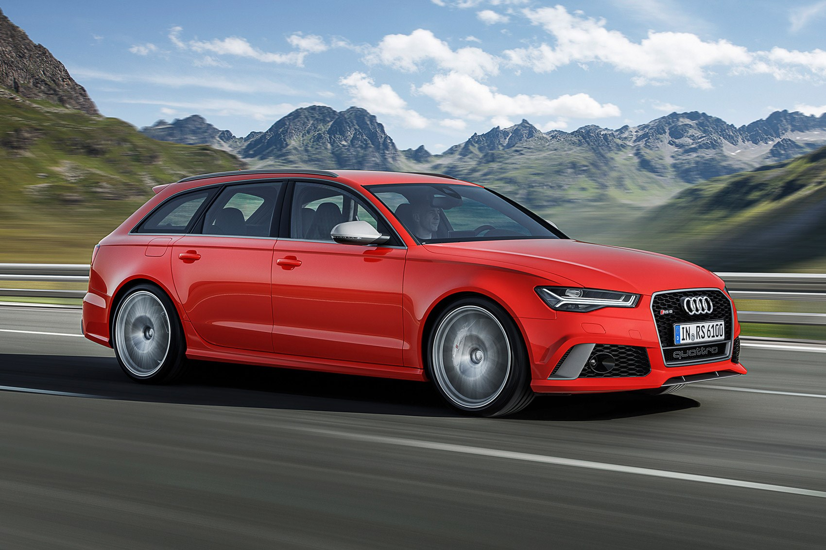 Audi RS6 Avant Performance first drive, CAR+ June 2016 by CAR Magazine