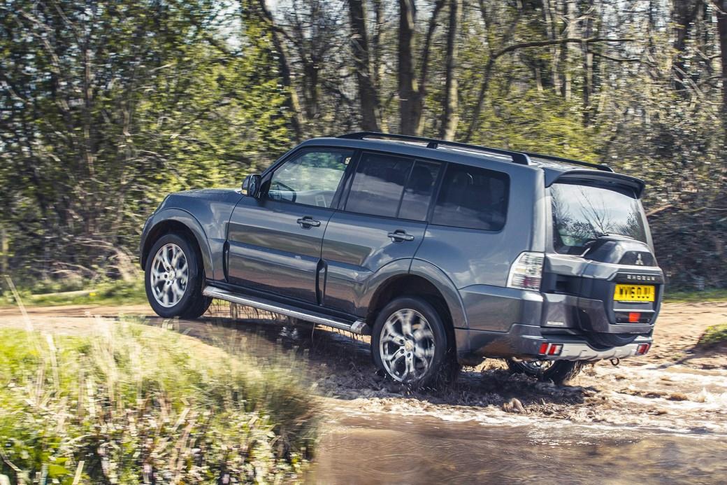 Group test: Mitsubishi Shogun vs Jeep Wrangler vs Suzuki Jimny vs