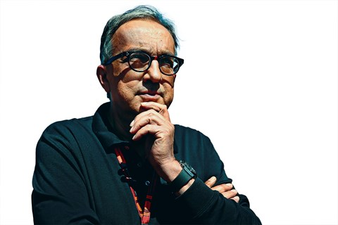 Now 64, Marchionne's tenure at FCA is coming to an end