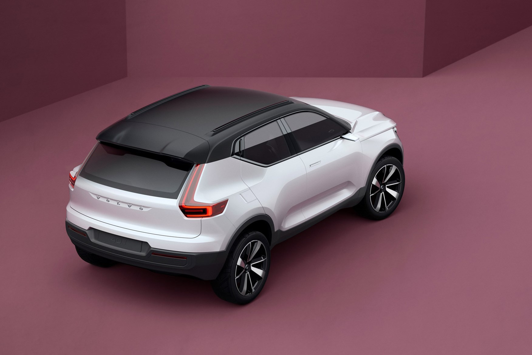 volvo previews new 40 series models with double concept car unveil by car magazine
