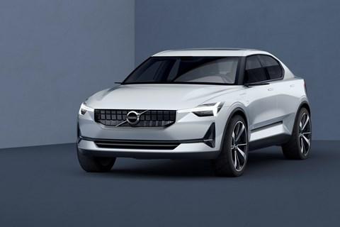 2016 Volvo 40-series concepts