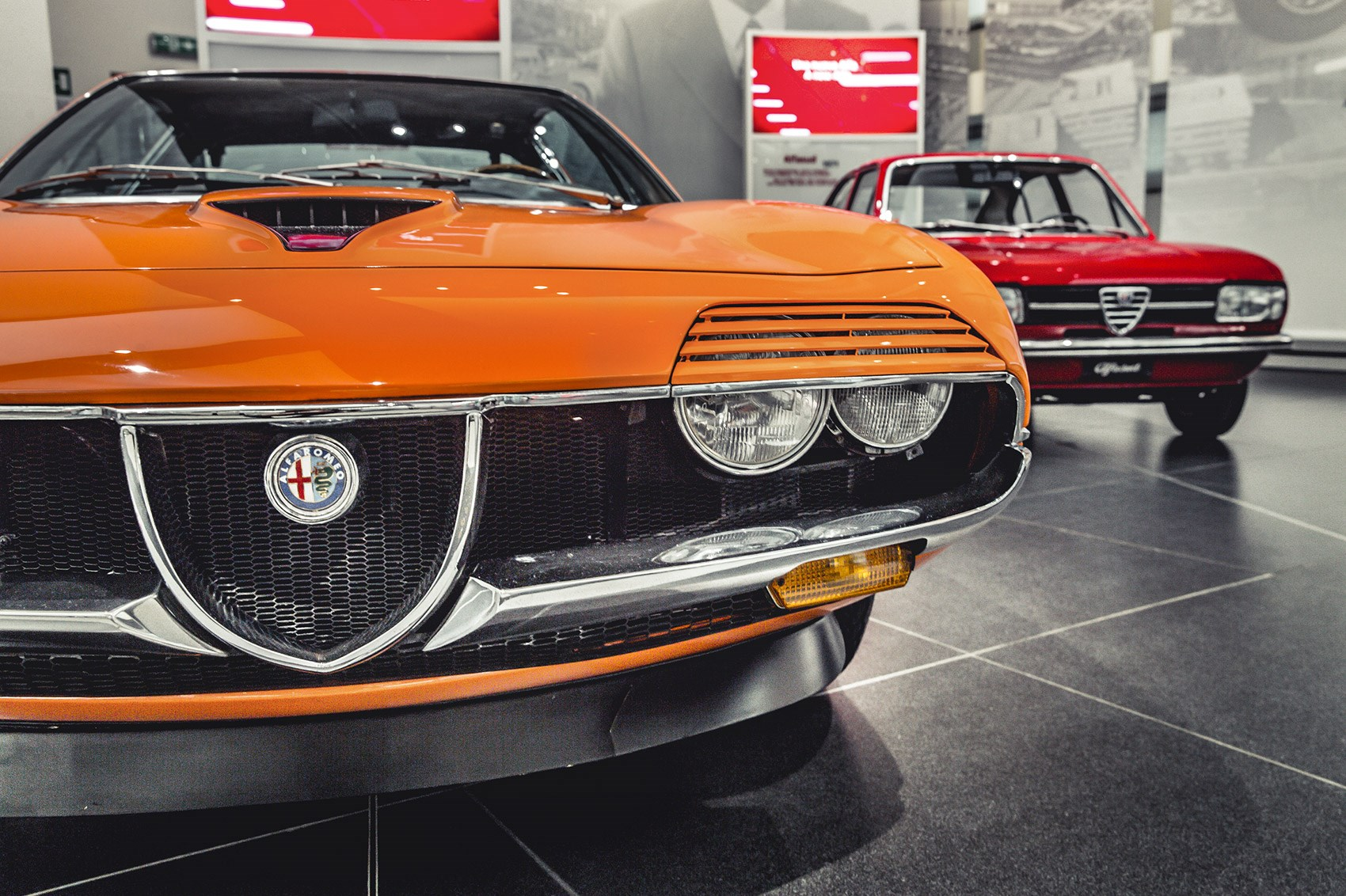 Alfa Disco Volante For Sale >> The cars that built the legend: Inside Museo Storica Alfa Romeo by CAR Magazine
