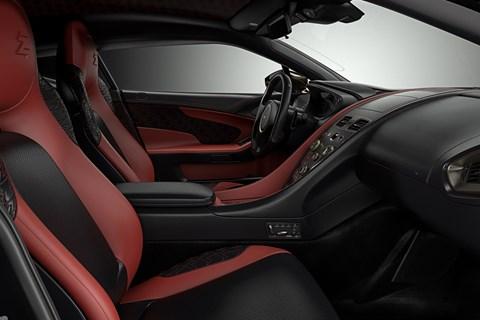 2016 Aston Martin Vanquish Zagato Concept