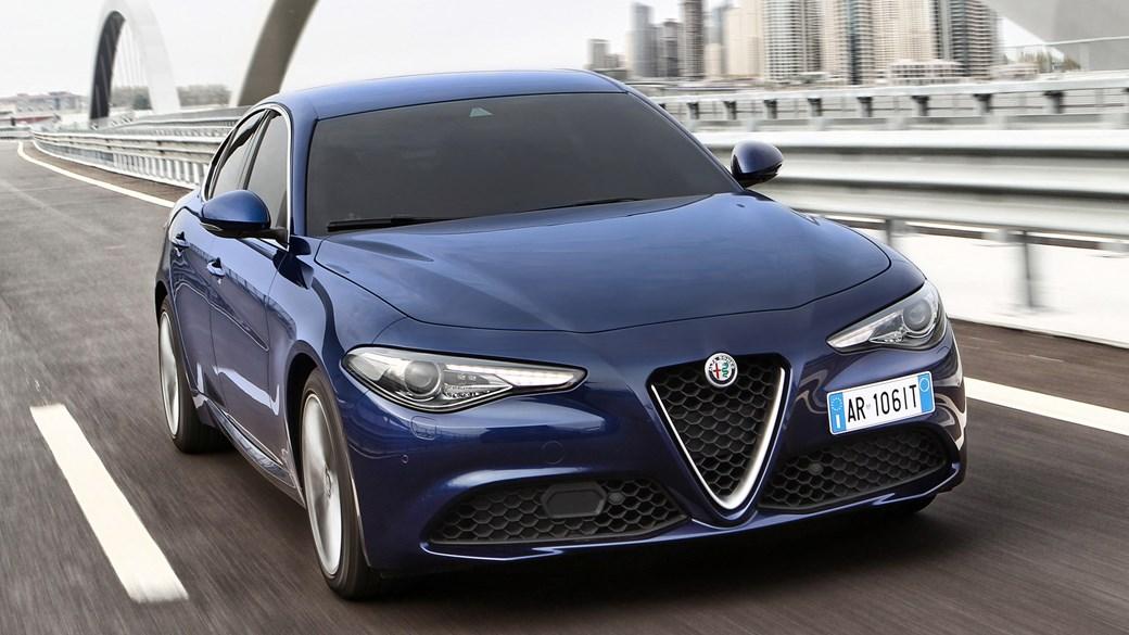 2016 Alfa Romeo Giulia Sel