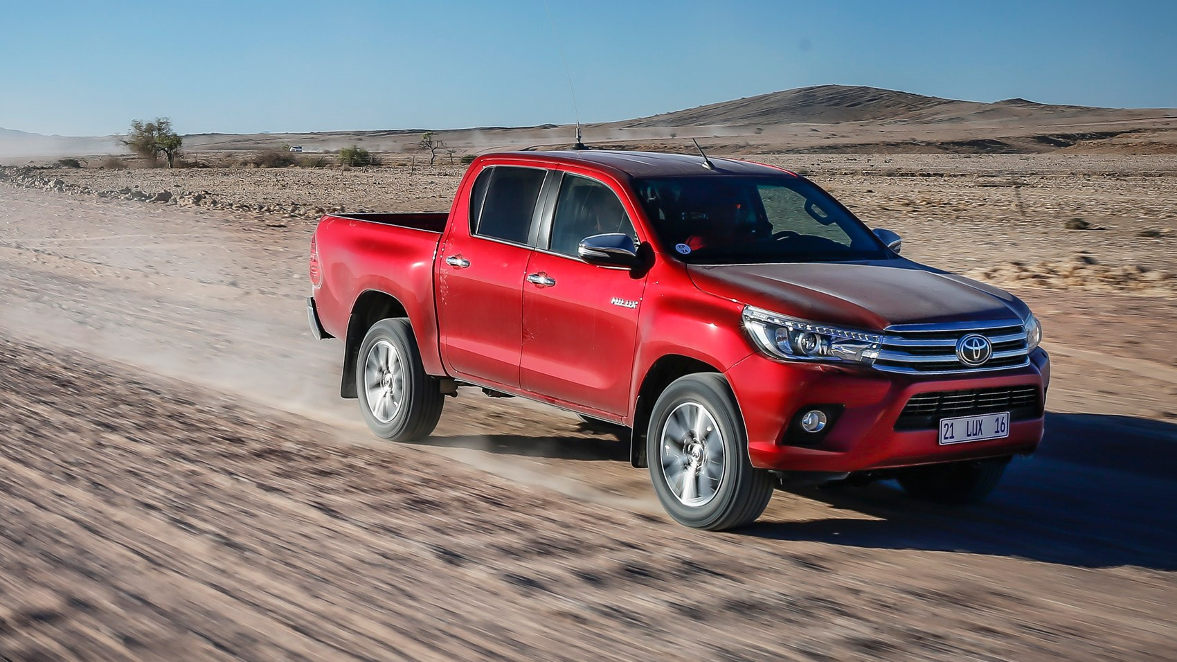 Toyota Hilux Invincible (2016) review by CAR Magazine