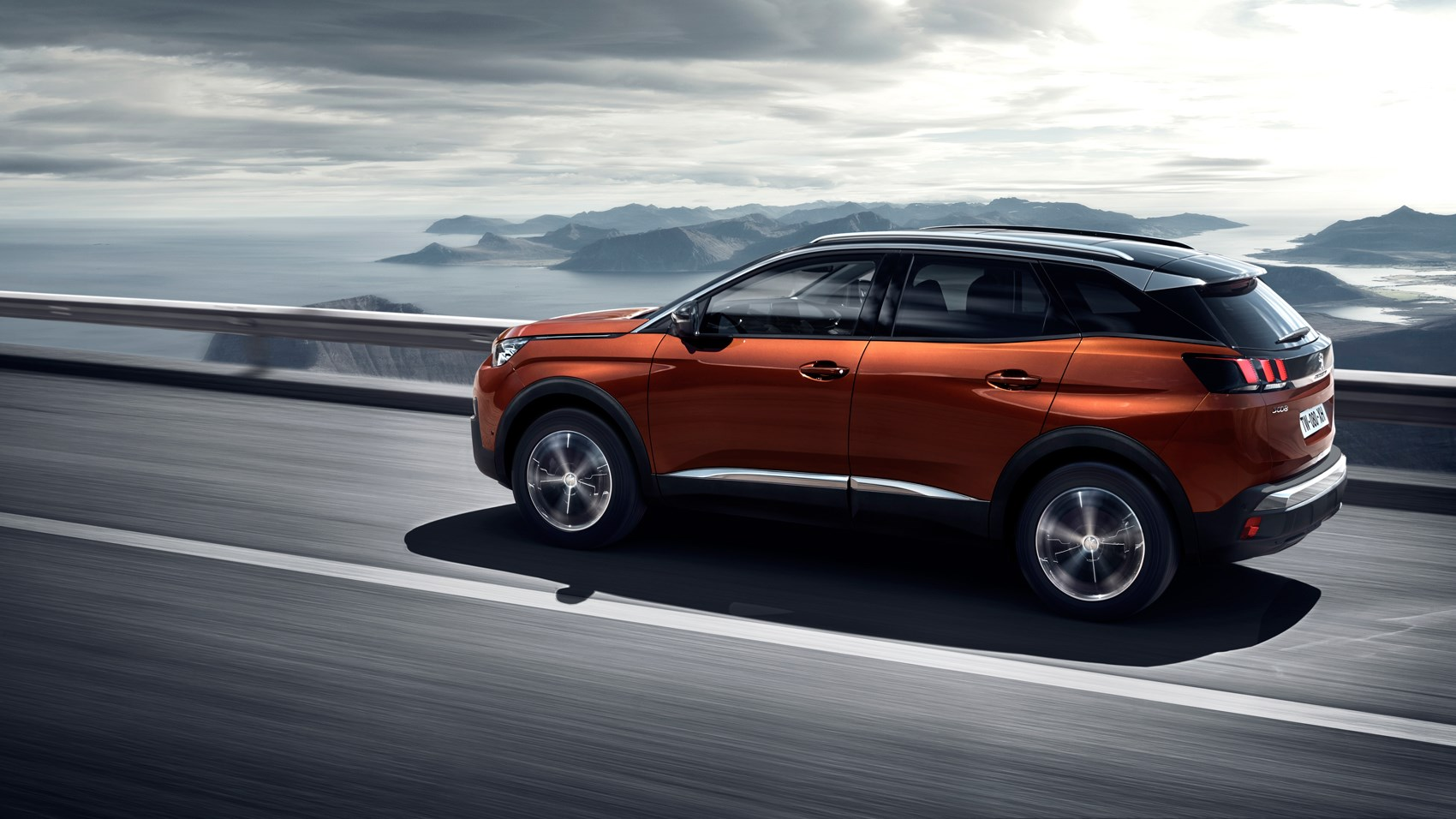 Peugeot 3008 Revealed: A New SUV Look For Pugu0027s 2016 Family Crossover By CAR  Magazine
