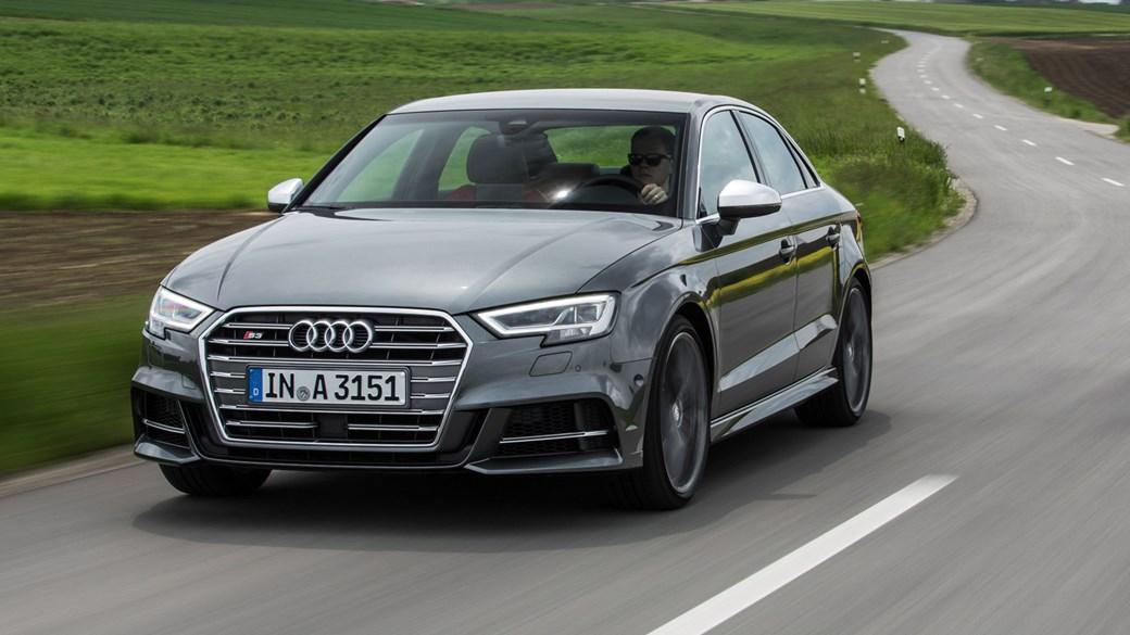 Audi S Saloon Review CAR Magazine - Audi car reviews