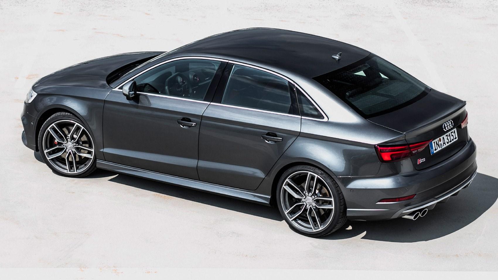 Audi A3 Lease >> Audi S3 Saloon (2016) review   CAR Magazine