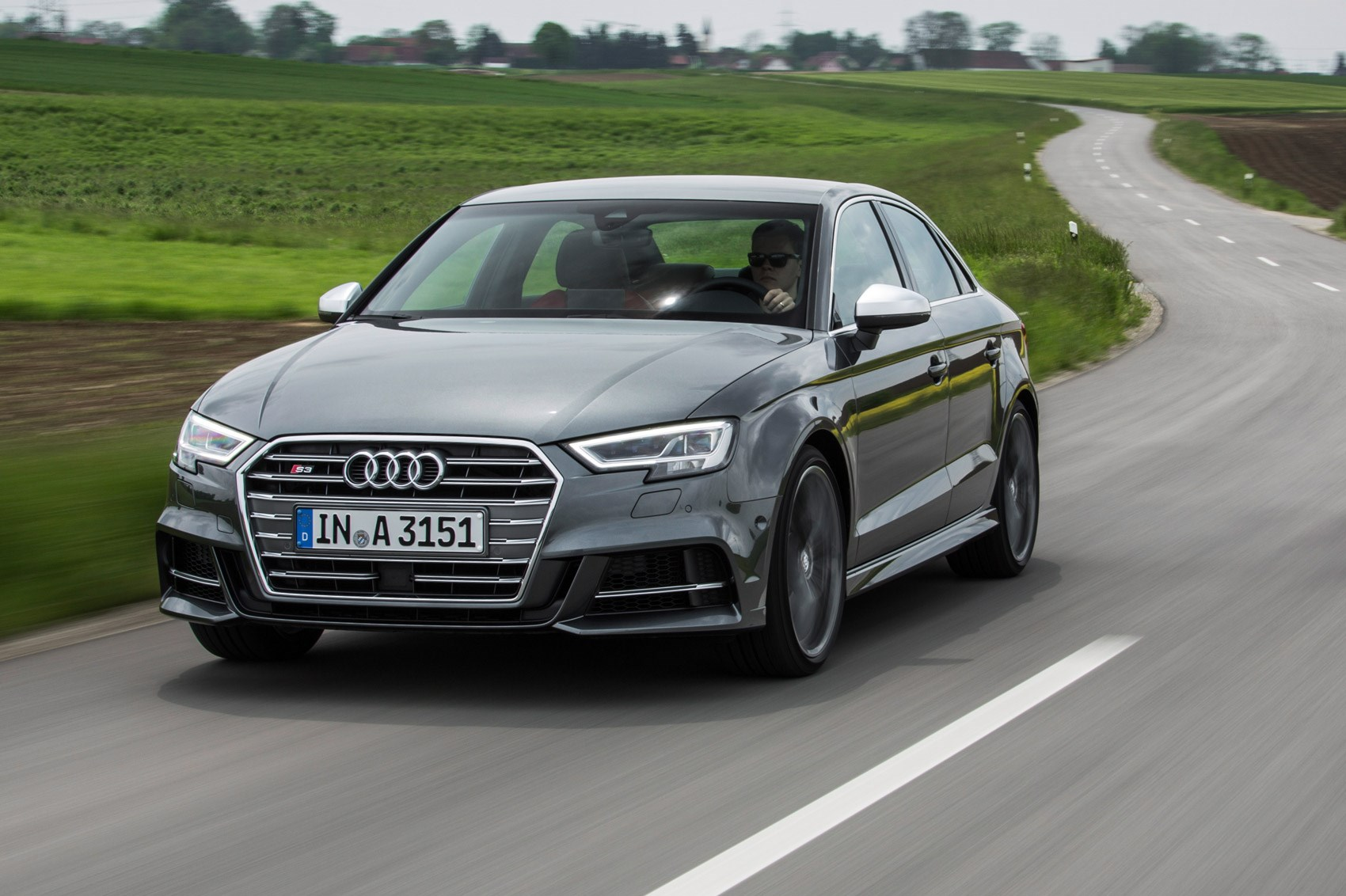 Audi S3 Saloon 2016 Review