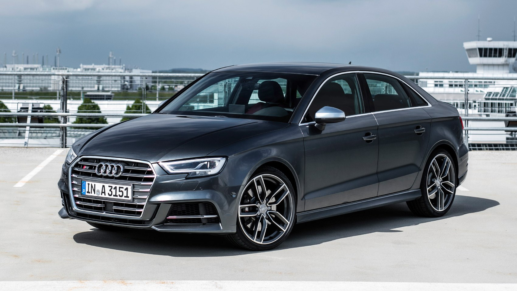 audi s3 saloon 2016 review by car magazine. Black Bedroom Furniture Sets. Home Design Ideas