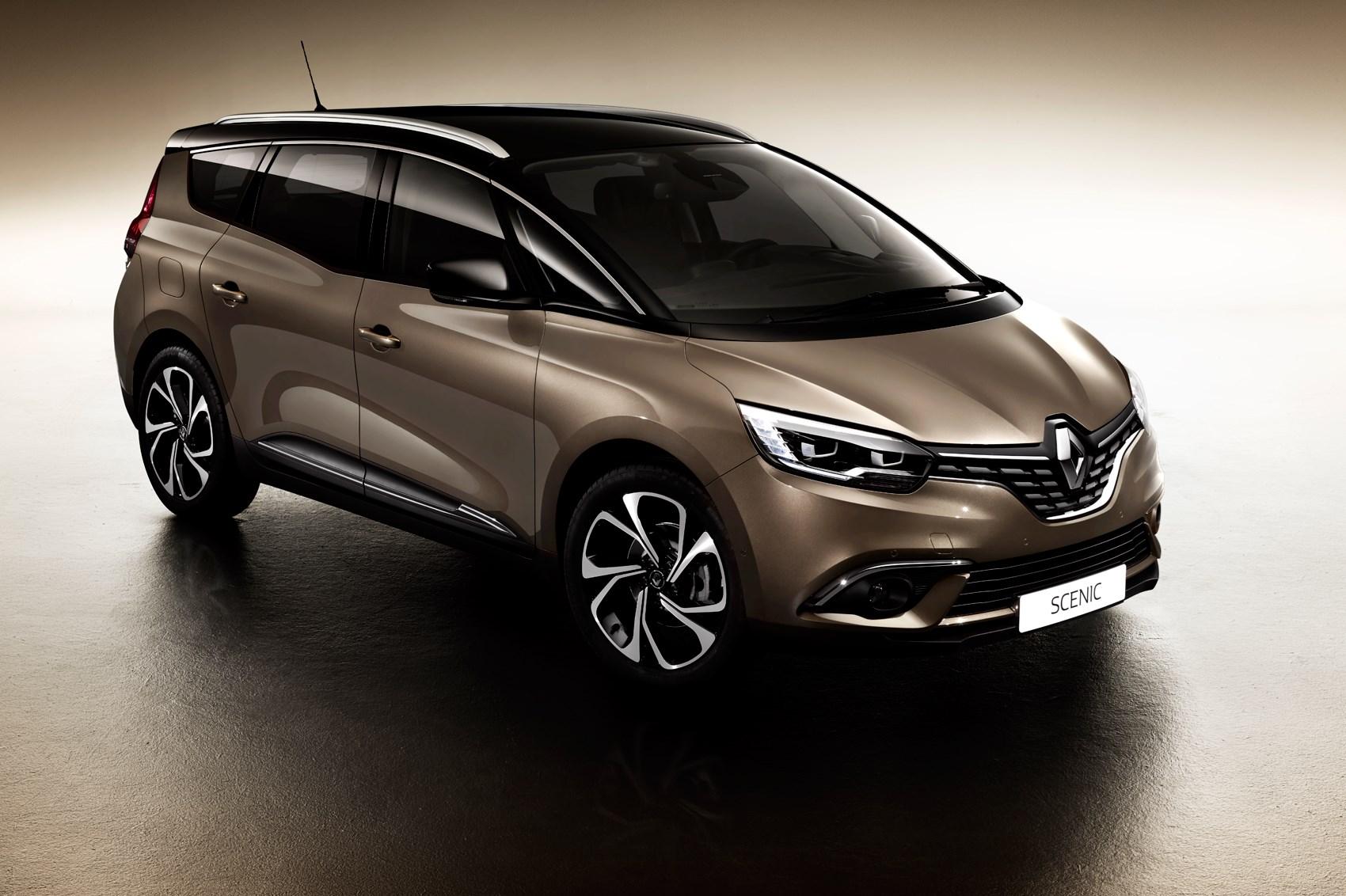 Renault Grand Scenic revealed