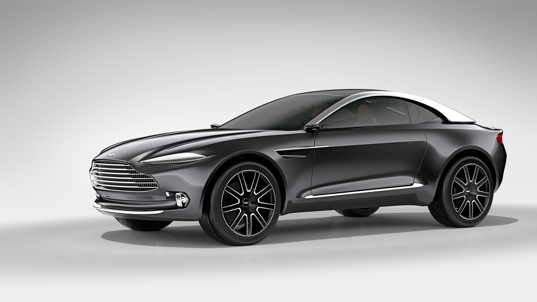 Aston Martin stays in the fast lane revised business plan lists