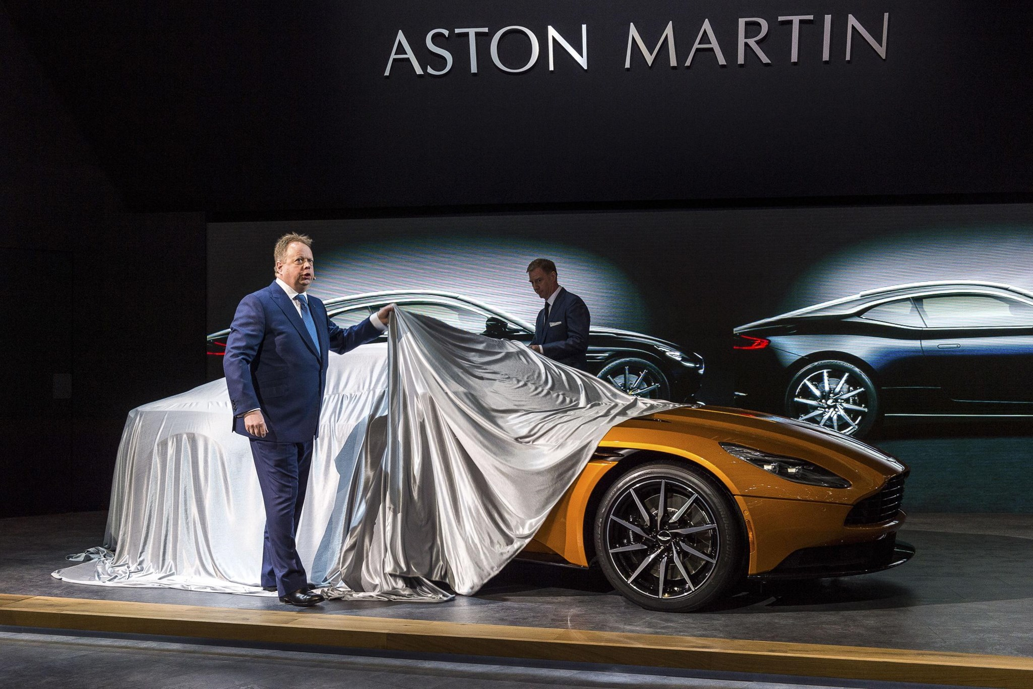Aston Martin Stays In The Fast Lane: Revised Business Plan