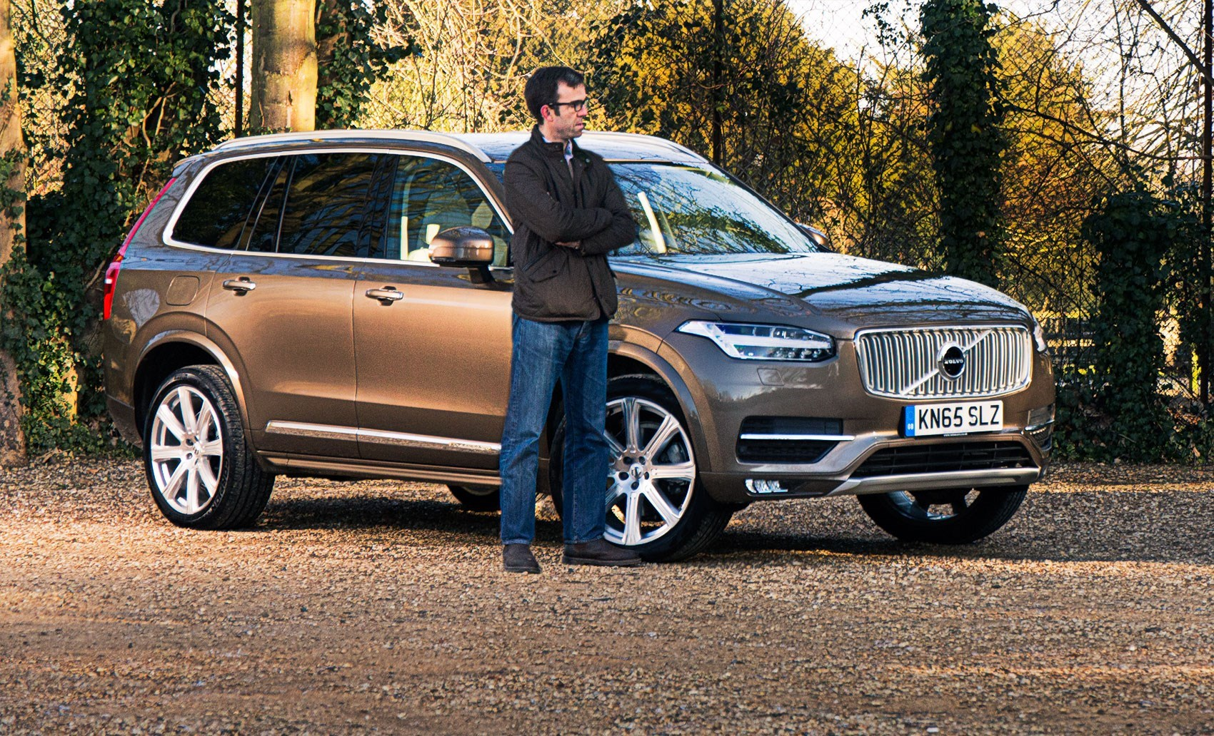 Volvo Xc90 2017 Long Term Test Review Car Magazine