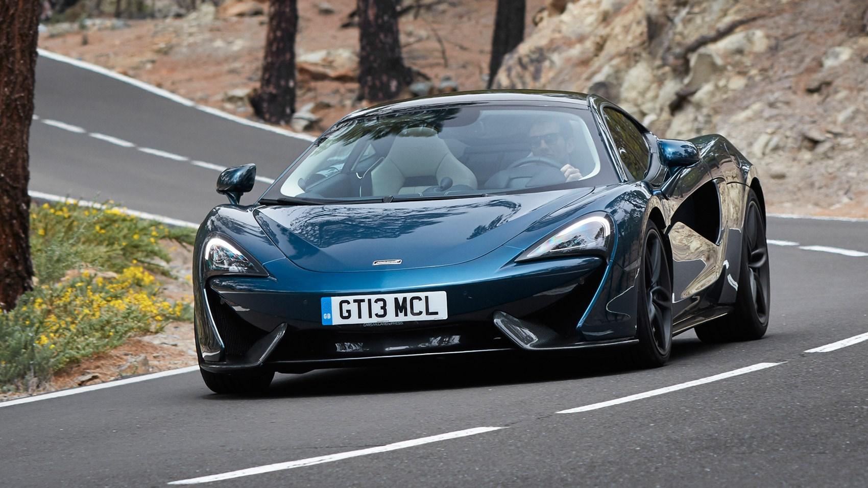 Mclaren 570gt 2016 Review By Car Magazine