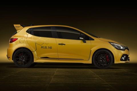 2016 Clio R.S. 16 concept