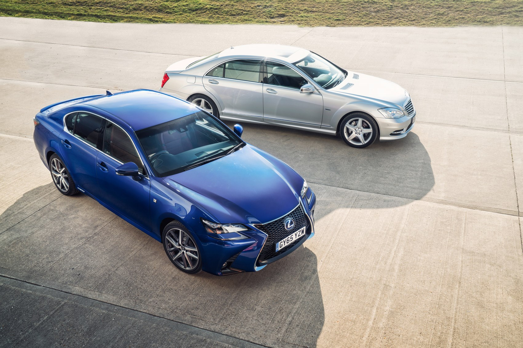 Wonderful Used Car Stars 2016: Mercedes S Class Vs Lexus GS, CAR+ June 2016