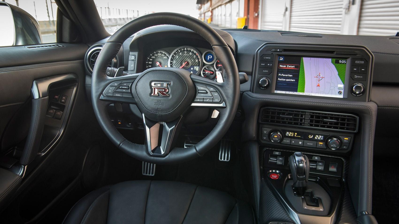 Prestige Auto Group >> Nissan GT-R (2016) review   CAR Magazine