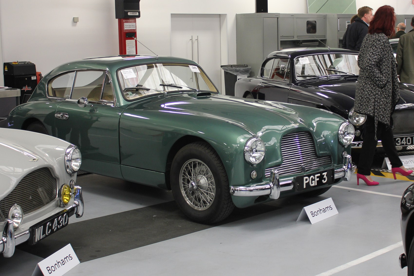 The CAR Top Stars Of The Aston Martin Sale CAR Magazine - Aston martin db2 price