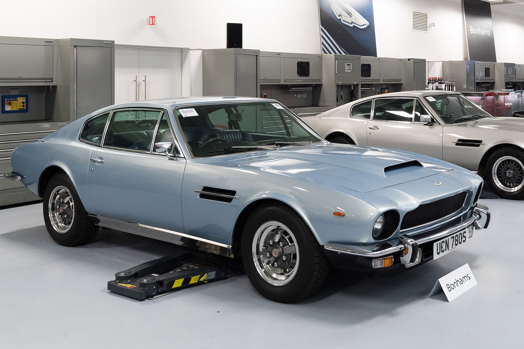 The CAR Top Stars Of The Aston Martin Sale CAR Magazine - Aston martin restoration project for sale